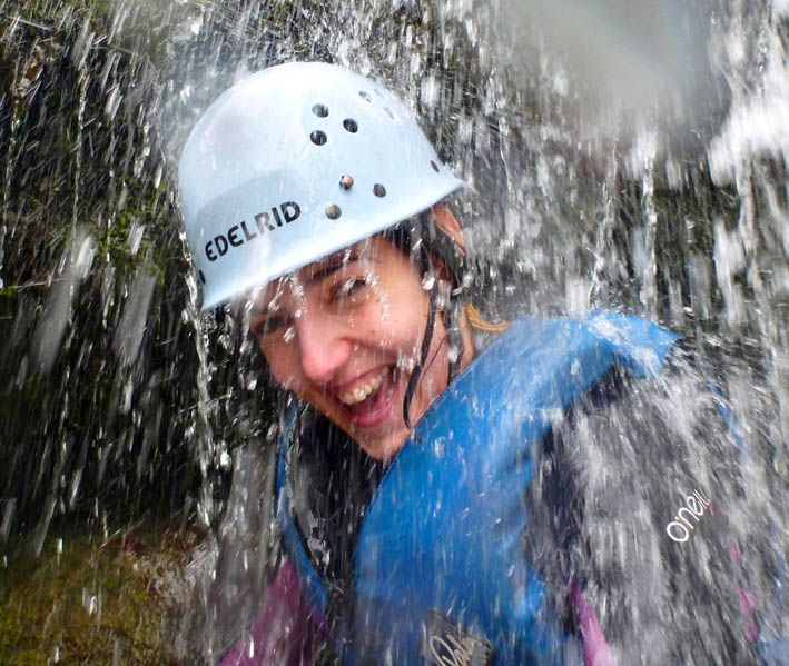 Gorge Scrambling in Wales - Call 07854819142